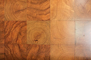 Mesquite Hardwood Flooring The Mesquite Collection End Grain